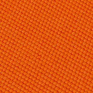 Tissu nautique orange